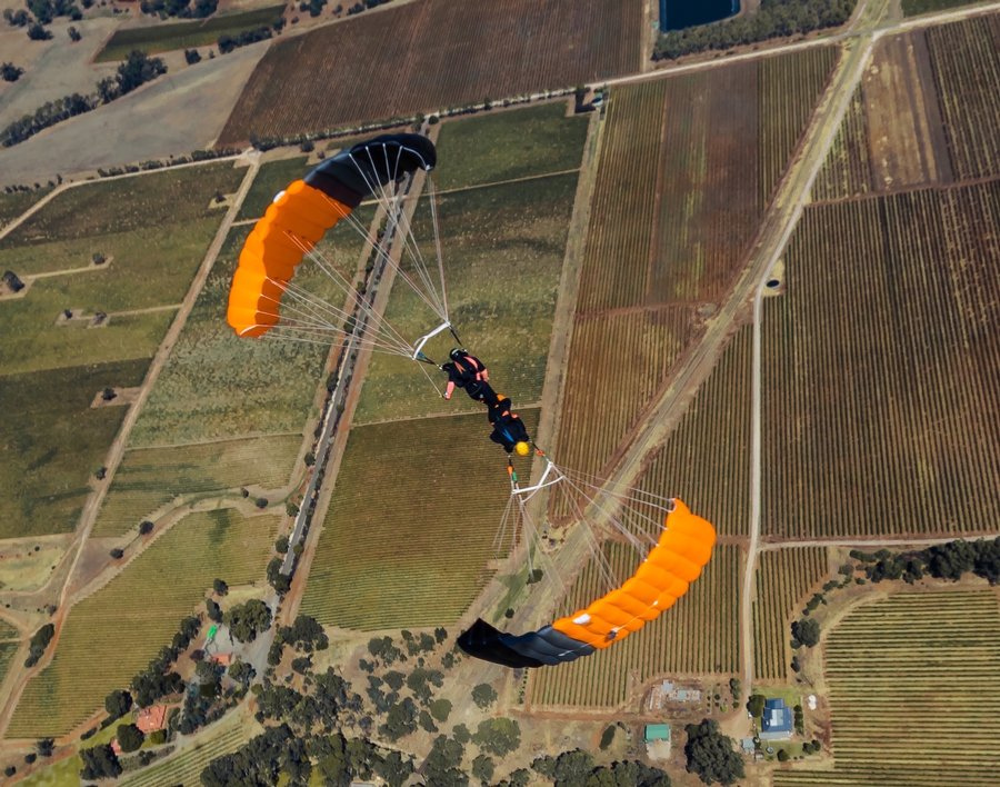 Barossa Airshow and 4 way weekend